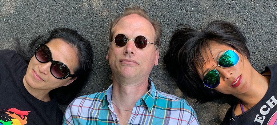Susan, Andy, Deanna